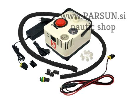 1 elektricna electric pumpa tlacilka pump bravo GE 21 12V 1,5bar 22psi