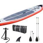 1 sup deska daska board napihljiva inflatable VIAMARE 300 z opremo (1)