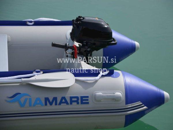 coln camac inflatable napihljiv boat gumenjak viamare 380 S_1 (2)