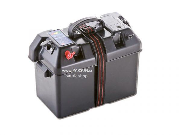 varnostna škatla za akumulator battery box 100 AMP