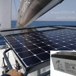 SOLAR POWER DC BATTERY AKUMULATOR MARINE NAUTIC_NAVTIKA COLNI CAMCI_2