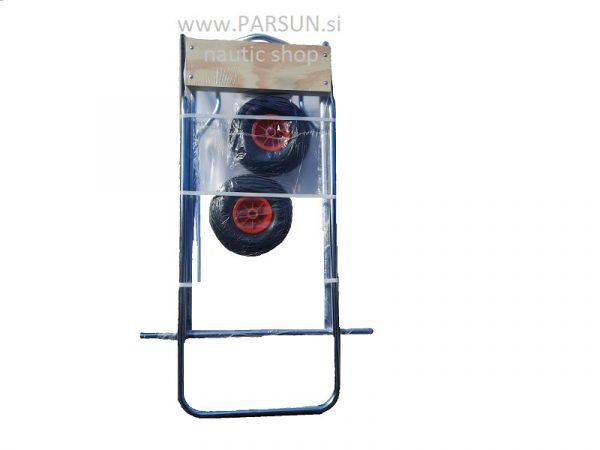 transportni voziček za izvenkrmni motor outboard trolley kolica vanbrodski 3