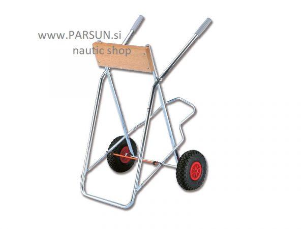 transportni voziček za izvenkrmni motor outboard trolley kolica vanbrodski